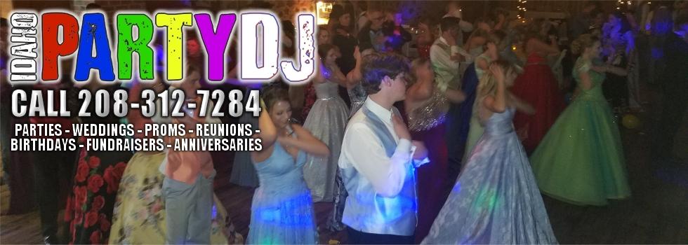 Idaho Party DJ
